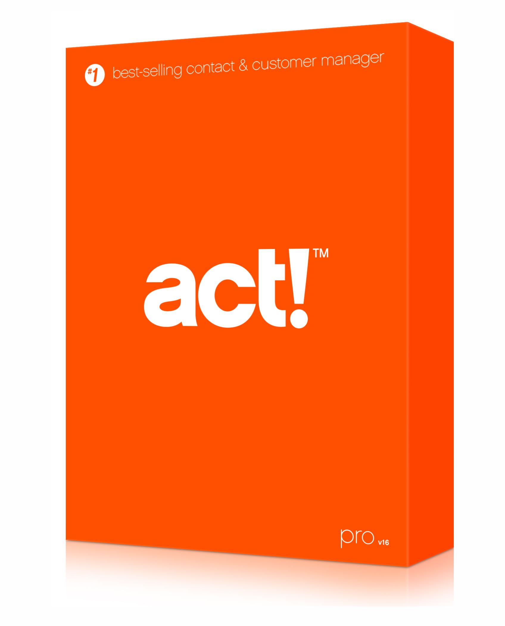 Lizenzmodel für Act! Pro