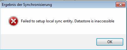 FehlerSync